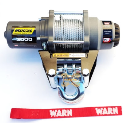 Лебедка на квадроцикл WARN VANTAGE 3000   89255   из дистрибуции Moose Utility Division