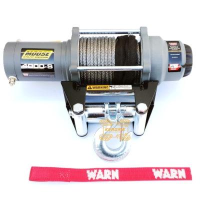 Лебедка для квадроцикла WARN VANTAGE 4000 S   89261  из дистрибуции Moose Utility Division