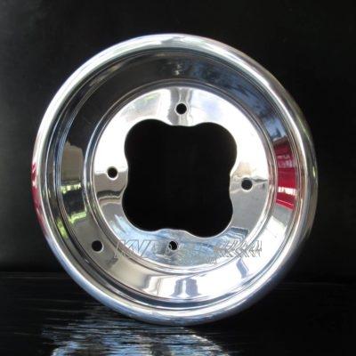 Диск алюминиевый SX Alloy AR1003 10x5 3+2 4/144 (передний)