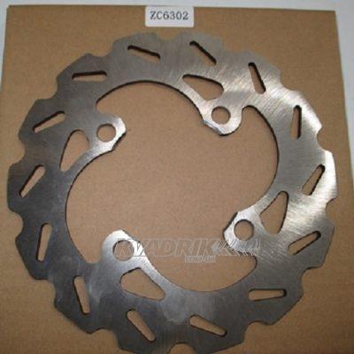 Тормозной диск X-ATV передний Honda TRX 420 2007- 45251-HP5-601 ZC6302