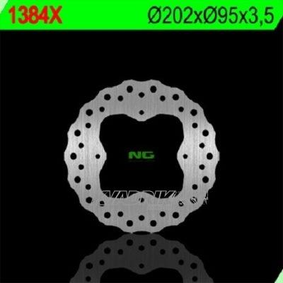Тормозной диск задний,передний NG Brakes задний,передний Arctic cat, Kymco 450,500,700