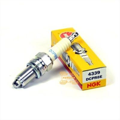 Свеча зажигания NGK DCPR8E (XU24EPR-U) для квадроциклов CAN-AM RENEGADE / OUTLANDER / COMMANDER / MAVERICK / QUEST (кроме серии L)