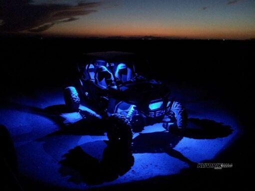 LED подсветка днища для квадроцикла, багги или автомобиля - SHARK LED Light, Multi-Color