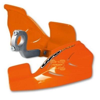 Защита рук для квадроцикла UFO Glen Helen. Цвет оранжевый