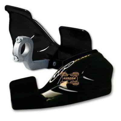 Защита рук для квадроцикла UFO Glen Helen. Цвет черный