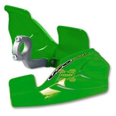 Защита рук для квадроцикла UFO Glen Helen. Цвет зеленый