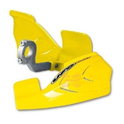 Защита рук для квадроцикла UFO Glen Helen. Цвет желтый