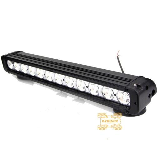 Прожектор, фара для квадроцикла, багги, джипа, внедорожника или катера - ExtremeLED EL-1110-120  52см 120W комбинированный свет