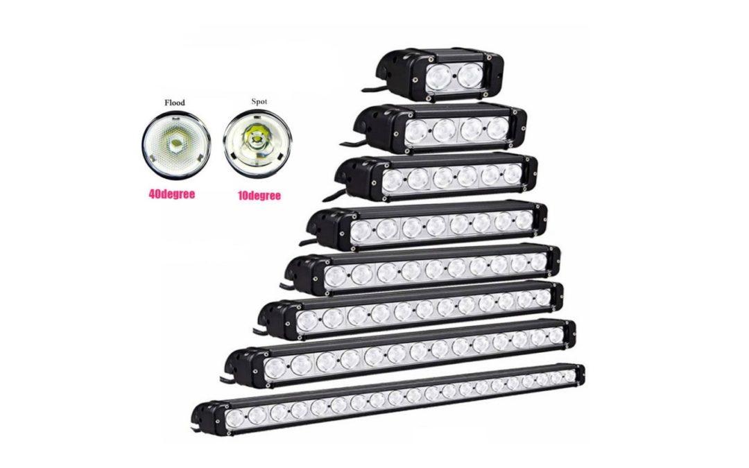 Полная линейка LED-балок с диодами Cree XM-L 10w ждет своих покупателей!