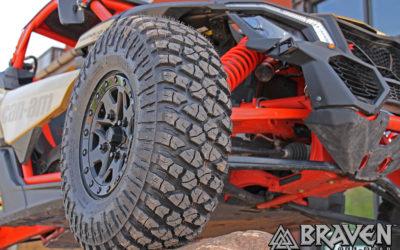 Новые крепкие и цепкие шины Ironside Braven. Одни шины для множества задач!