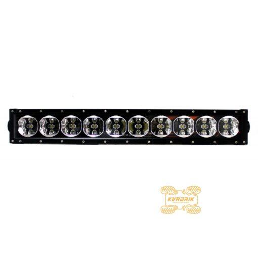 Прожектор, фара для квадроцикла, багги, джипа, внедорожника или катера - ExtremeLED E063  62см 120W рассеянный свет