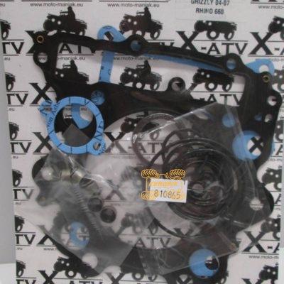 X-ATV Прокладки на верх двигателя Yamaha Grizzly 660 02-08 810865T (комплект TOP-END)
