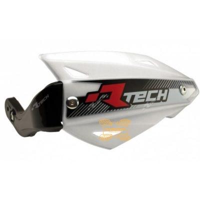 Защита рук для квадроцикла RACETECH VERTIGO (Рейстек Вертиго) цвет белый