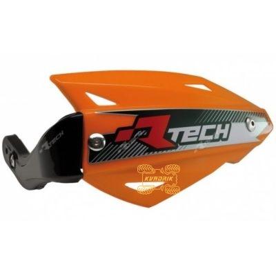 Защита рук для квадроцикла RACETECH VERTIGO (Рейстек Вертиго) цвет оранжевый