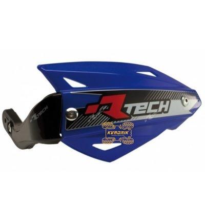 Защита рук для квадроцикла RACETECH VERTIGO (Рейстек Вертиго) цвет синий