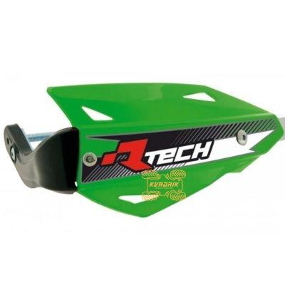 Защита рук для квадроцикла RACETECH VERTIGO (Рейстек Вертиго) цвет зеленый