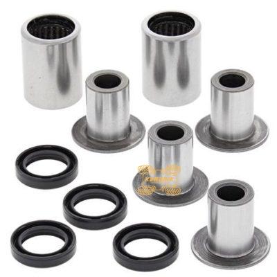 Ремкомплект переднего верхнего/нижнего рычага (втулки / сайлентблоки) Suzuki LT-R450 06-11 AllBalls 50-1042