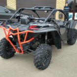 Расширители арок Can-Am Maverick X3 2017-  от Panzerbox
