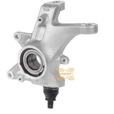 Оригинальный левый поворотный кулак Yamaha Grizzly 700 3B4-23501-01-00 3B4-23501-00-00
