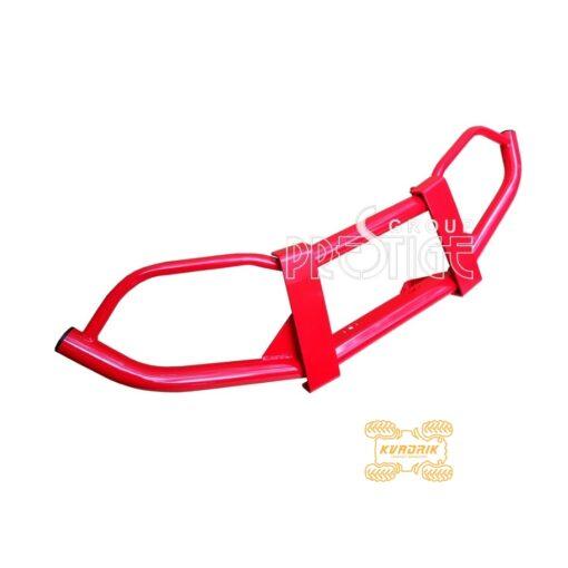 Кенгурятник передний для квадроцикла (красный) POLARIS Sportsman Touring XP 550\850\1000  2009-2018