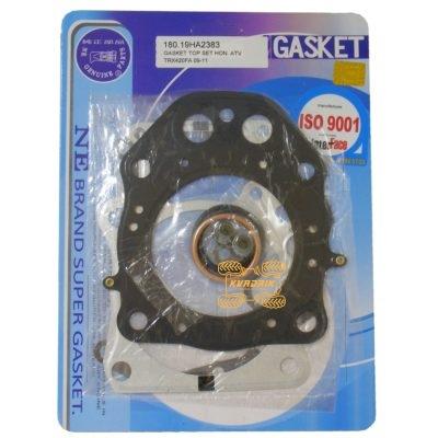 Комплект прокладок на верх двигателя X-ATV Honda TRX 420 FA/FM/FE/FPA/TM/TE 2009-  19HA2383