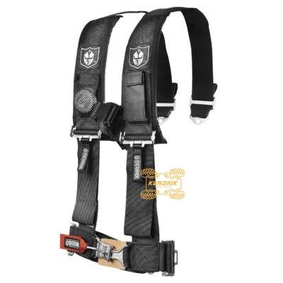 """Ремни безопасности для багги, авто 4-х точечные 3"""" Proarmor (черный)  A114230"""