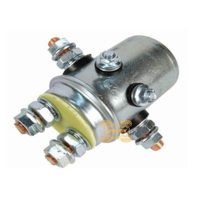 Соленоид для лебедки пара ( сумарная допустима сила тока 300А) 12V/24V