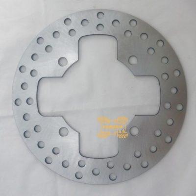 Тормозной диск X-ATV задний YAMAHA GRIZZLY 700 550 2007-2016  (1HP-F582V-00-00 3B4-2582V-01-00)
