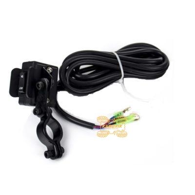 Пульт управления лебедки на руле Master Winch 801430