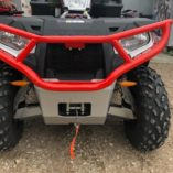 Кенгурятник передний для квадроцикла (черный) POLARIS SPORTSMAN 400/500/570/800