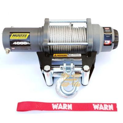 Лебедка на квадроцикл WARN VANTAGE 4000  89260   из дистрибуции Moose Utility Division