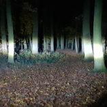 Фара, прожектор, светодиодная балка для квадроцикла  Power Light WM-9060  60W  355x75x80мм широкий дальний свет (линза)