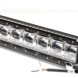Фара, прожектор, светодиодная балка для квадроцикла Фара Power Light WM-9090  90W  503x75x80мм широкий дальний свет (линза)   широкий дальний свет