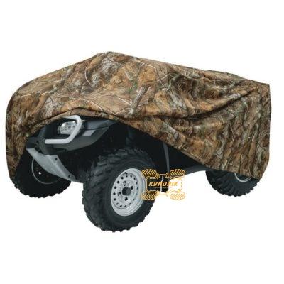 Чехол на квадроцикл ATV камуфляжный XXXL  (230x130x130см)