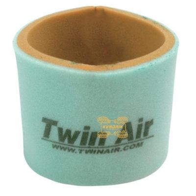 Воздушный фильтр Twin Air пропитанный маслом для фильтров многоразового применения. Подходит для квадроциклов Kawasaki Brute Force 650 , Kawasaki Prairie 650 700, KFX700   11013-0001