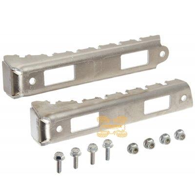 Оригинальные подножки алюминиевые передние комплект (пара) BRP Can-Am Outlander XMR G2 650-1000 2013-2015     715001131