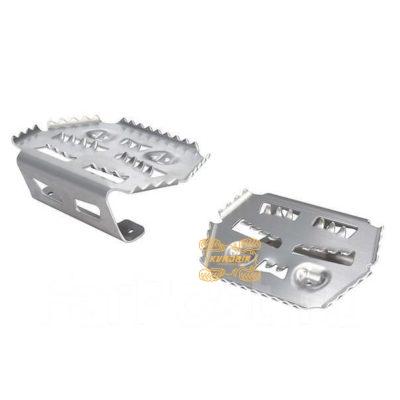 Оригинальные подножки алюминиевые задние комплект (пара) BRP Can-Am Outlander XMR G2  650-1000 2013-2015   715001752