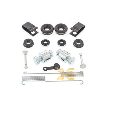 Ремкомплект переднего тормозного барабана Honda  TRX400FW Fourtrax Foreman 4x4 (99-03), TRX 450 (98-01)     18-5005