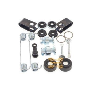 Ремкомплект переднего тормозного барабана Honda TRX300 Fourtrax (88-00)     18-5008