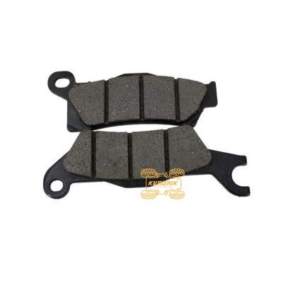 Оригинальные задние, передние правые тормозные колодки для квадроцикла Can-Am Оutlander G2 450 500 570 650 800 1000, Renegade  1000 800 500       705601014