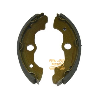 Передние тормозные колодки X-ATV для квадроцикла Honda TRX 4 WD 300 (88-00), TRX 350 Rancher / Fourtrax (00-06), TRX 400 (95-07), TRX 450 Foreman (98-04), TRX 500 Fourtrax (01-04)     H347     MBS1129