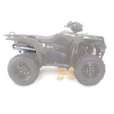 Глушитель TBR для квадроциклов Suzuki King Quad 750 (08-13) M-7 AL S/O       005-2270406V