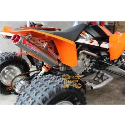 Комплектный выхлоп Big Gun для квадроциклов  KTM 450-505SX EVO R       09-3523