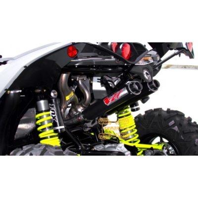 Глушитель (раздвоенный) Big Gun для квадроциклов Can Am Maverick 1000 /XMR/MAX/XDS (2013-18) EVO UTILITY Dual Slip On       12-6942