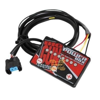 Big Gun Power Box контролер управления картой впрыска и зажигания для квадроциклов Polaris Sportsman 800 TFI       40-R54C
