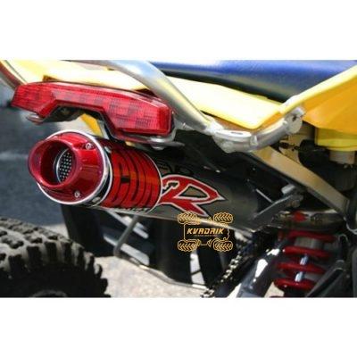 Комплект выхлопной системы Big Gun для квадроциклов Suzuki Quadracer LT-R 450 EVO R ATV      09-5463