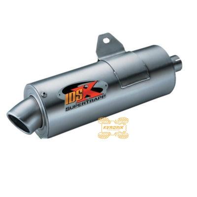 Глушитель Supertrapp IDS для квадроциклов Kawasaki Prairie 650 (2003), 700 (04-06), Suzuki LT-V 700 (04-06)         8356650