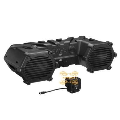 Аудио колонка с прожекторам на багажник квадроцикла      ATVB69LED