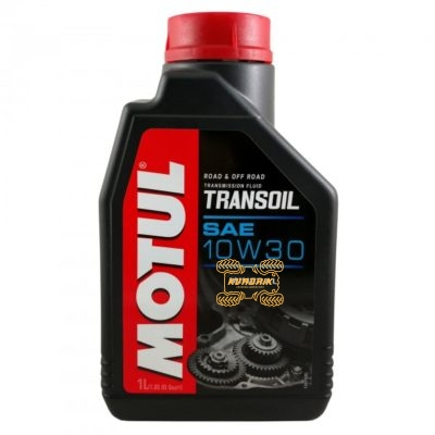 """Motul Transoil 10W-30 масло в коробку передач с """"мокрым"""" сцеплением на минеральной основе"""