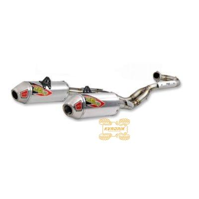 Комплектный выхлоп (два глушителя) Pro Circuit для квадроциклов Yamaha Raptor 700 (15-)         18300397